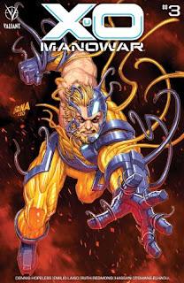 Por qué Medusa dejó de publicar cómics Valiant