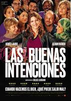 Estrenos cartelera España para el 13 Diciembre 2019: 'Las Buenas Intenciones'