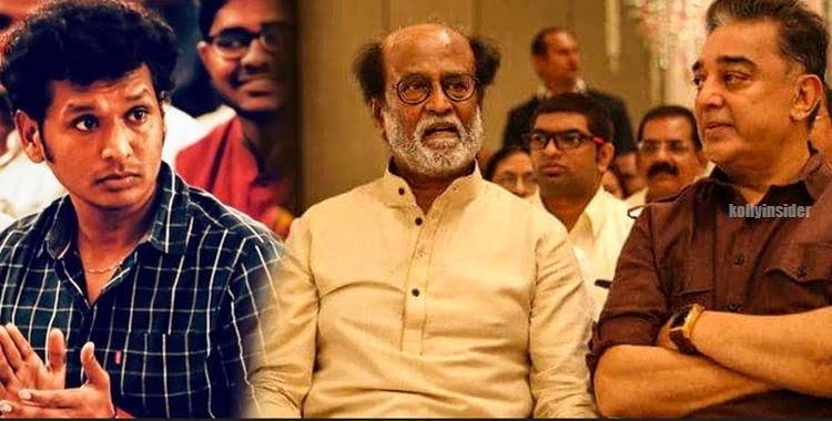 Lokesh Kanagaraj to direct a political thriller with Kamal before Rajini