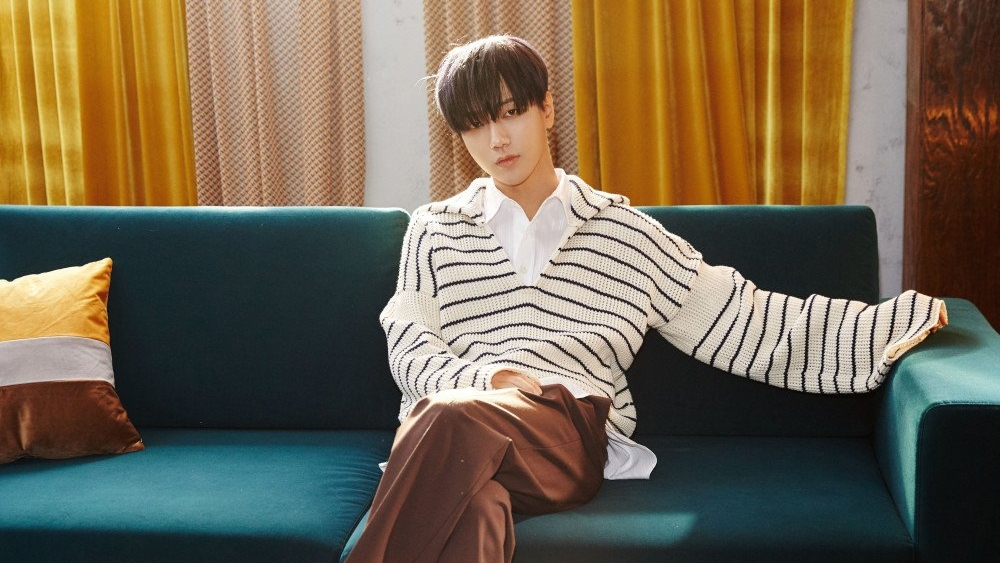 Super Junior's Yesung Announces Comeback Date and Release First Teaser Photo