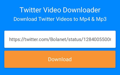 Download Video Twitter Tanpa Aplikasi - 1