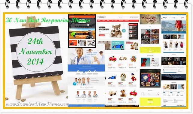 best responsive templates