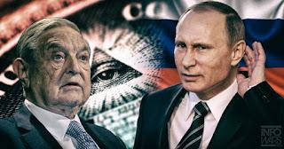 Το δίκτυο George Soros