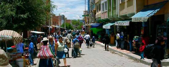 Asalto a propietario de casa de cambio en Villazón