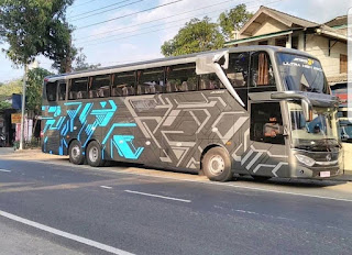 Sewa Bus Ultra High Deck