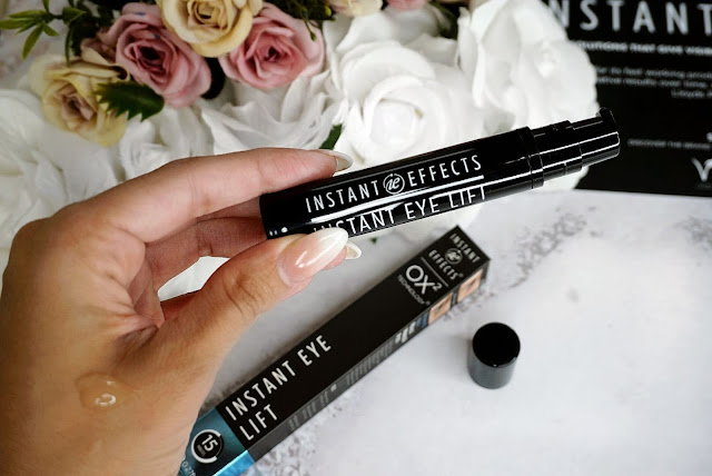INSTANT EYE LIFT  my instant effects review