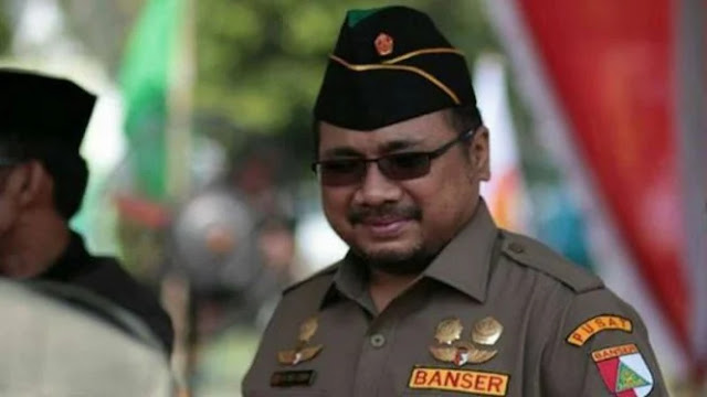 Jokowi Tunjuk Komandan Banser Jadi Menteri Agama, Qodari: Dia Keras dengan Kelompok Islam Tertentu, Itu yang Dicari Presiden!