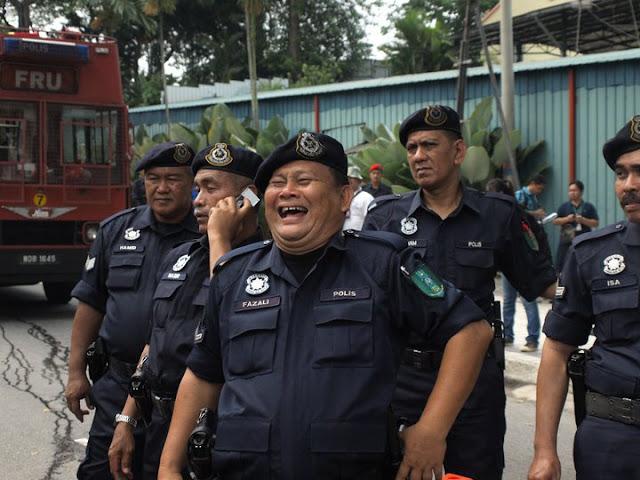 Image result for polis gemuk