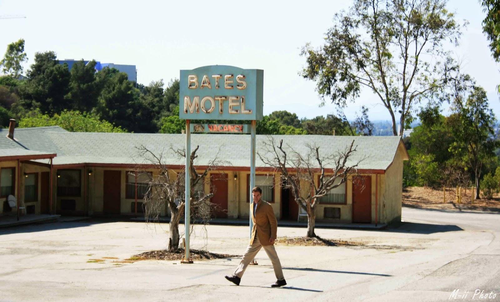 Bates Motel Psychose Universal Studios Hollywood