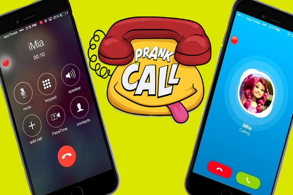 Top 3 Prank Call Apps For Android to have fun with Friends