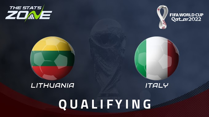 مشاهدة مباراة ليتوانيا و ايطاليا بث مباشر