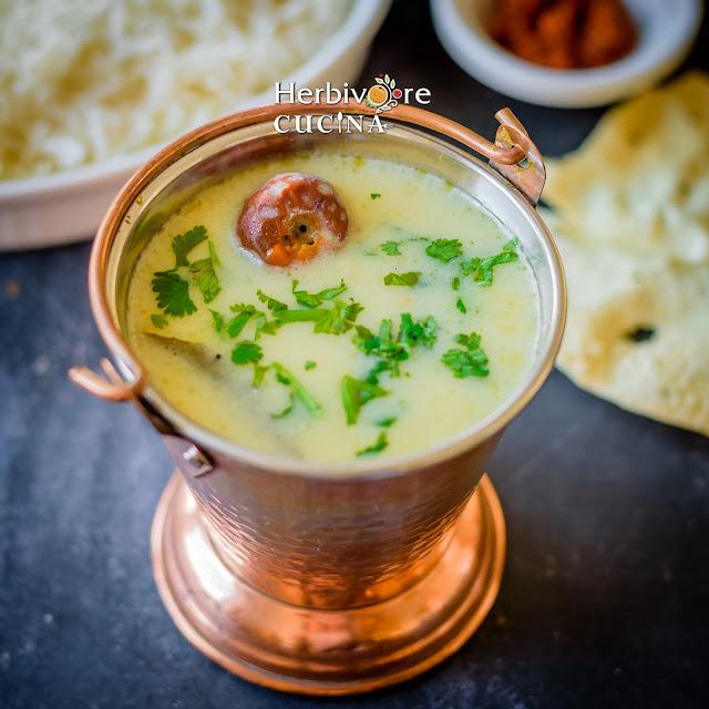 Instant Pot Kadhi