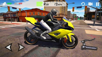 Ultimate Motorcycle Simulator mod apk v2.4