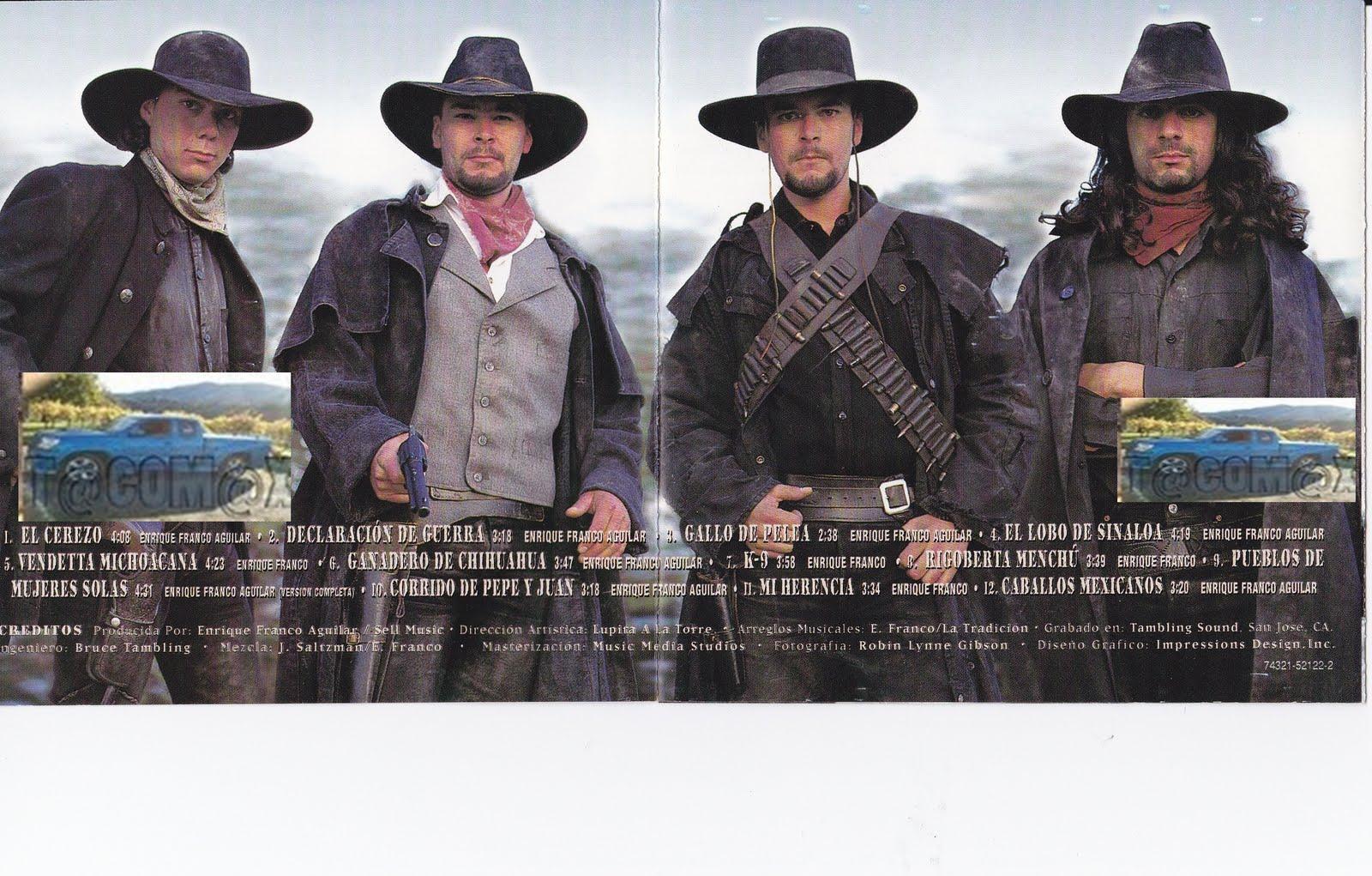 sɐɹǝdnɹƃ sǝuoıɔɔǝΙoɔ: La Tradicion Del Norte-Corridos Para ...