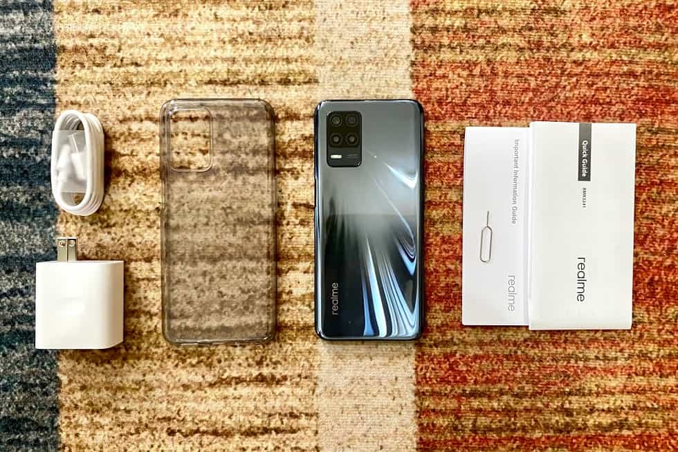 realme 8 5G Unboxing