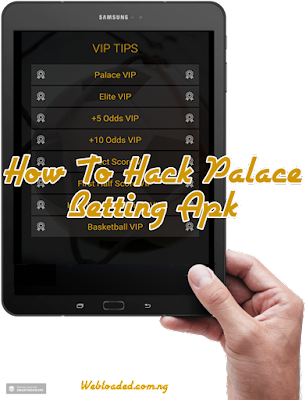 How To Hack Palace Betting Tips Apk