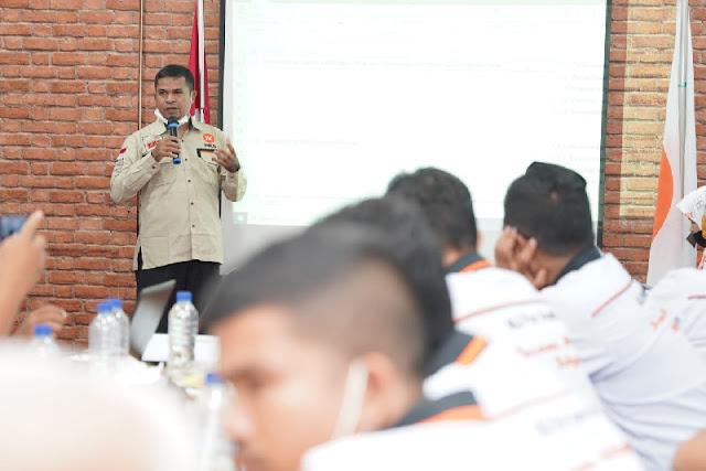 Ustadz Syafie M .Isa : PKS Bireuen Targetkan Dua Ribu Kader Baru