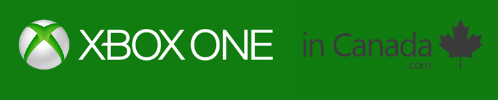 Xbox One In Canada