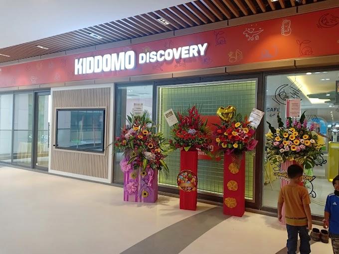 Kiddomo Discovery Johor Bahru Tempat Terbaik Untuk Rangsang Imaginasi Anak-anak