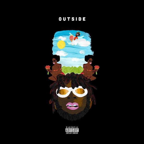 Burna Boy - Outside Cover
