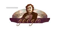 Doodle di Google: Ricordo di Alda Merini, poetessa dei Navigli