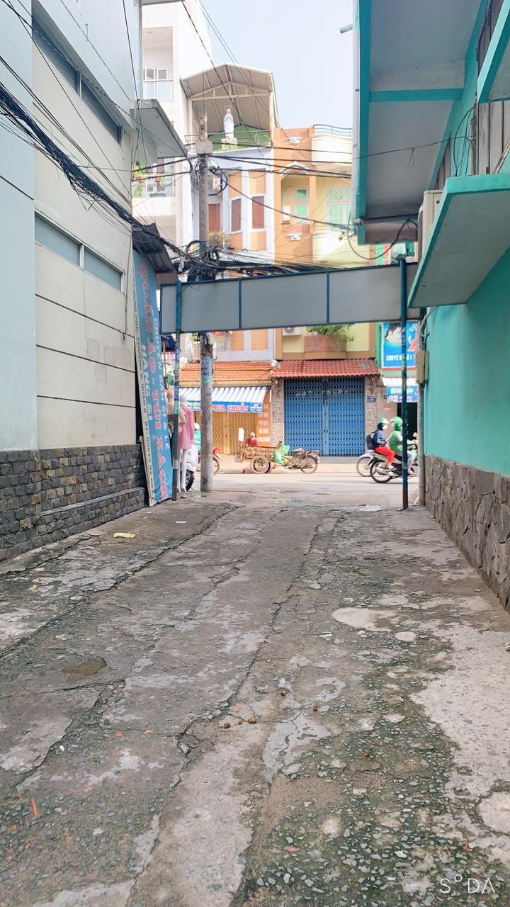 Bán nhà hẻm 4m đường Đặng Chất phường 2 Quận 8 giá rẻ