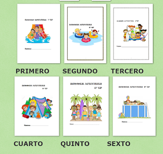 EL PATIO DE GEMMA: Inglés
