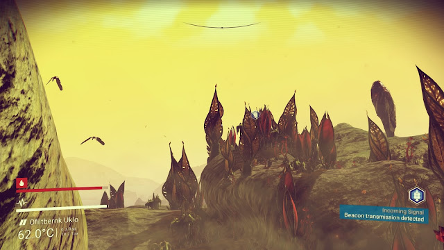 No Man's Sky on PlayStation 4
