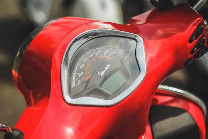 Sensasi Setang Goyang di Vespa GTS 150 Super