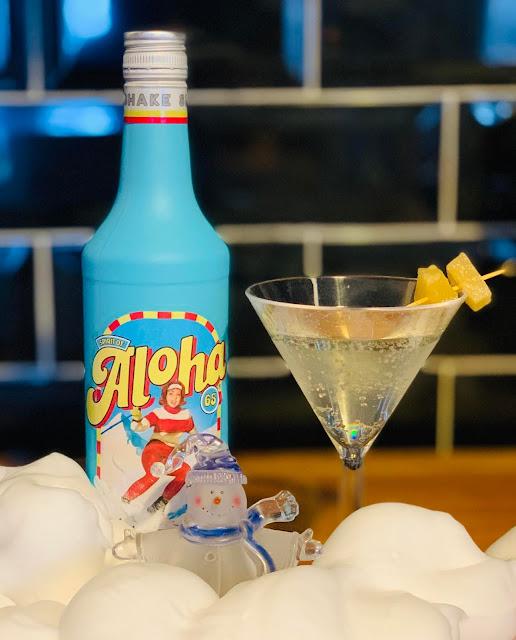Spirit of Aloha 65 cocktail