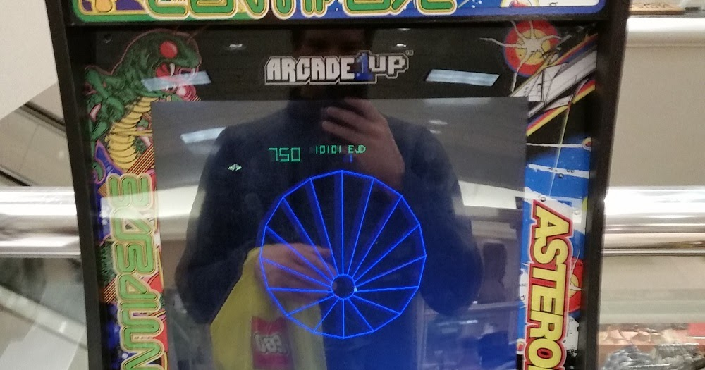 Neko Random: Photo: Arcade1Up at Dillards