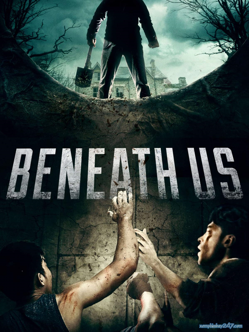 http://xemphimhay247.com - Xem phim hay 247 - Bẫy Ngầm (2019) - Beneath Us (2019)