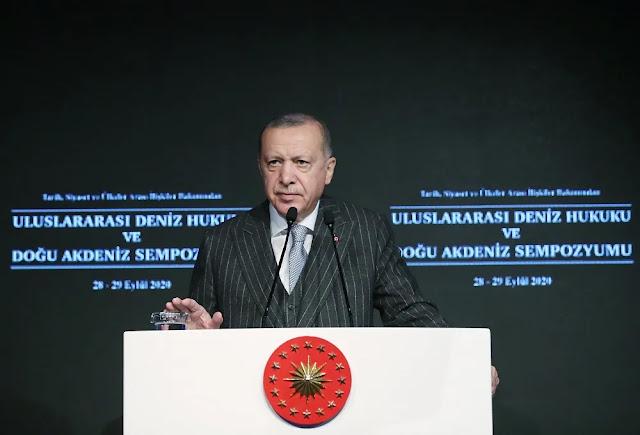 Ο νέος πόλεμος του Ερντογάν