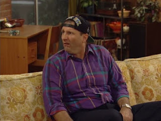 Al Bundy als Hip Hop Fan ulkig