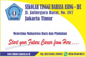 STIBA IEC Jakarta