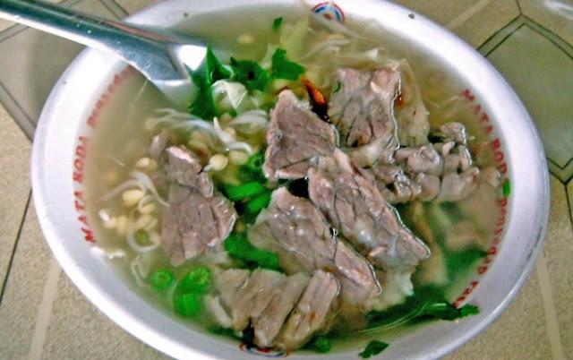 Rahasia resep soto daging sapi gurih