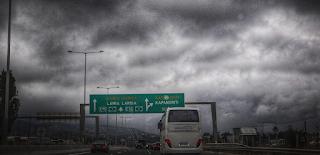 Έρχεται κακοκαιρία με καταιγίδες και χιόνια – Πότε και πού τα φαινόμενα θα είναι ισχυρά
