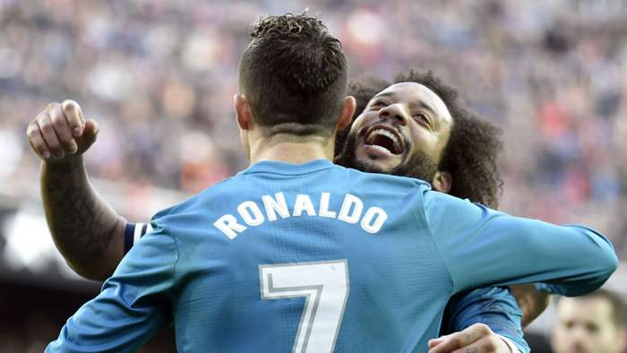 Return of Cristiano Ronaldo to Real? Marcelo gives a hint!