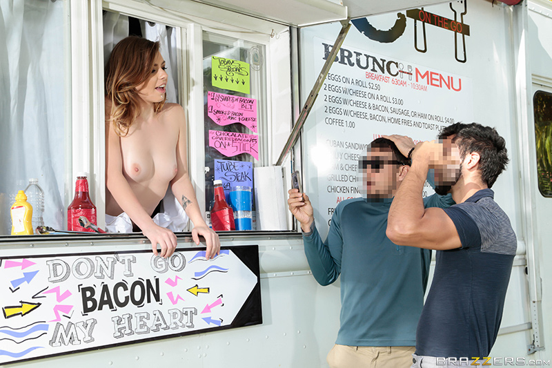 UNCENSORED [brazzers]2017-01-31 When The Food Truck Is A Rockin'…, AV uncensored