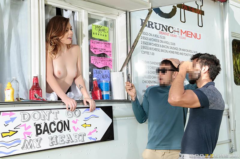 UNCENSORED [brazzers]2017-01-31 When The Food Truck Is A Rockin'…, AV uncensored