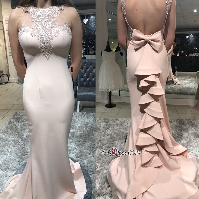 https://www.27dress.com/p/bow-sequins-ruffles-mermaid-halter-sexy-prom-dresses-109686.html