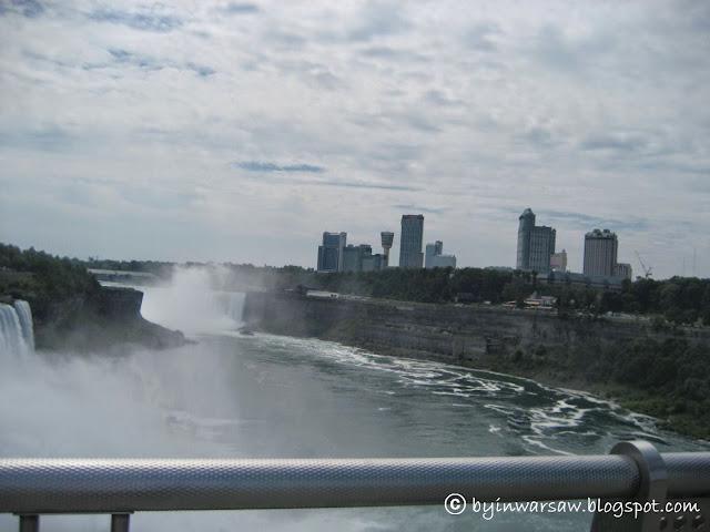 водопад ниагара canada
