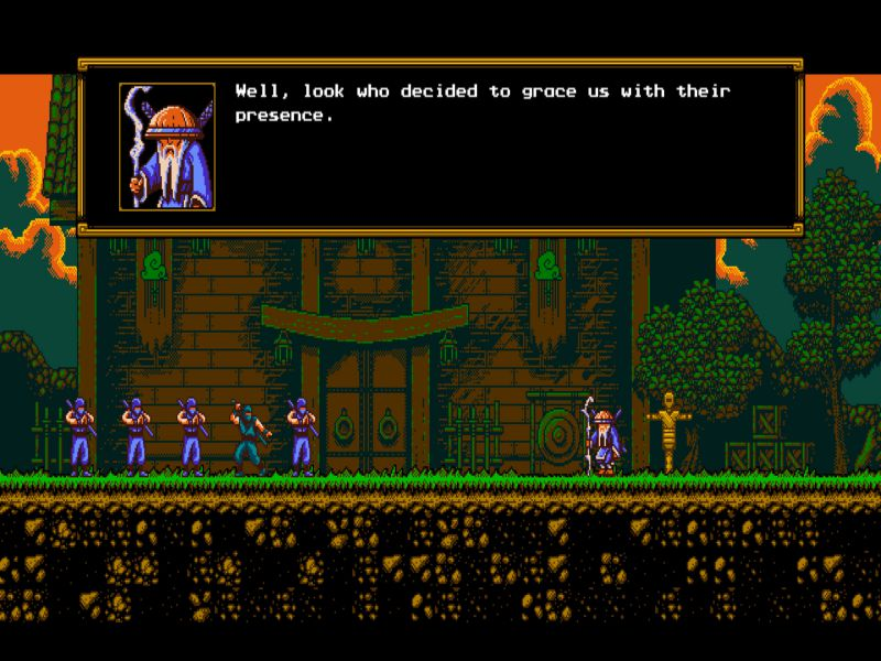 The Messenger PC Game Free Download