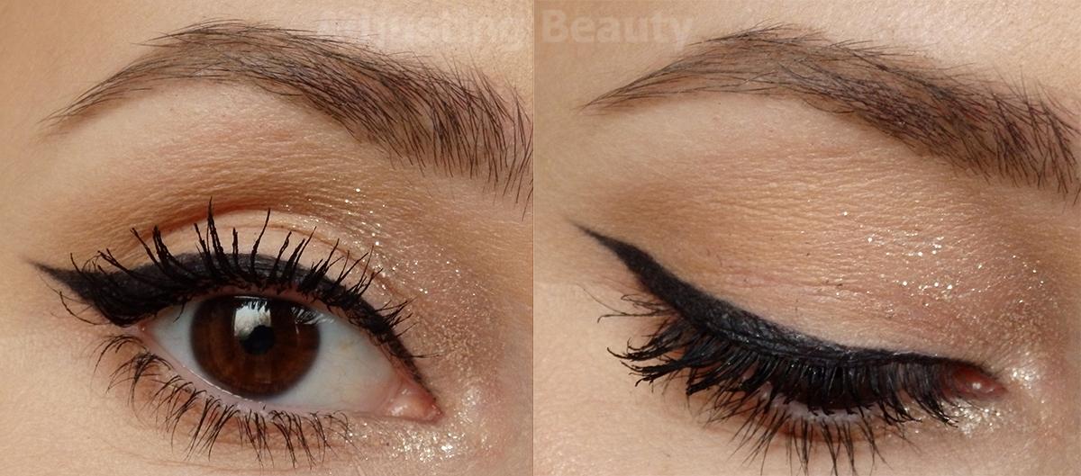 Review Maybelline Eyestudio Lasting Drama Gel Eyeliner Black Adjusting Beauty