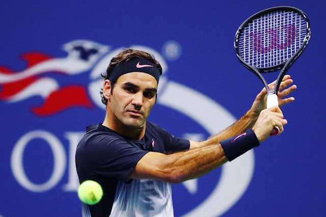 Roger Federer with another Record