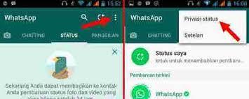 Cara Membuat Status WhatsApp terbaru