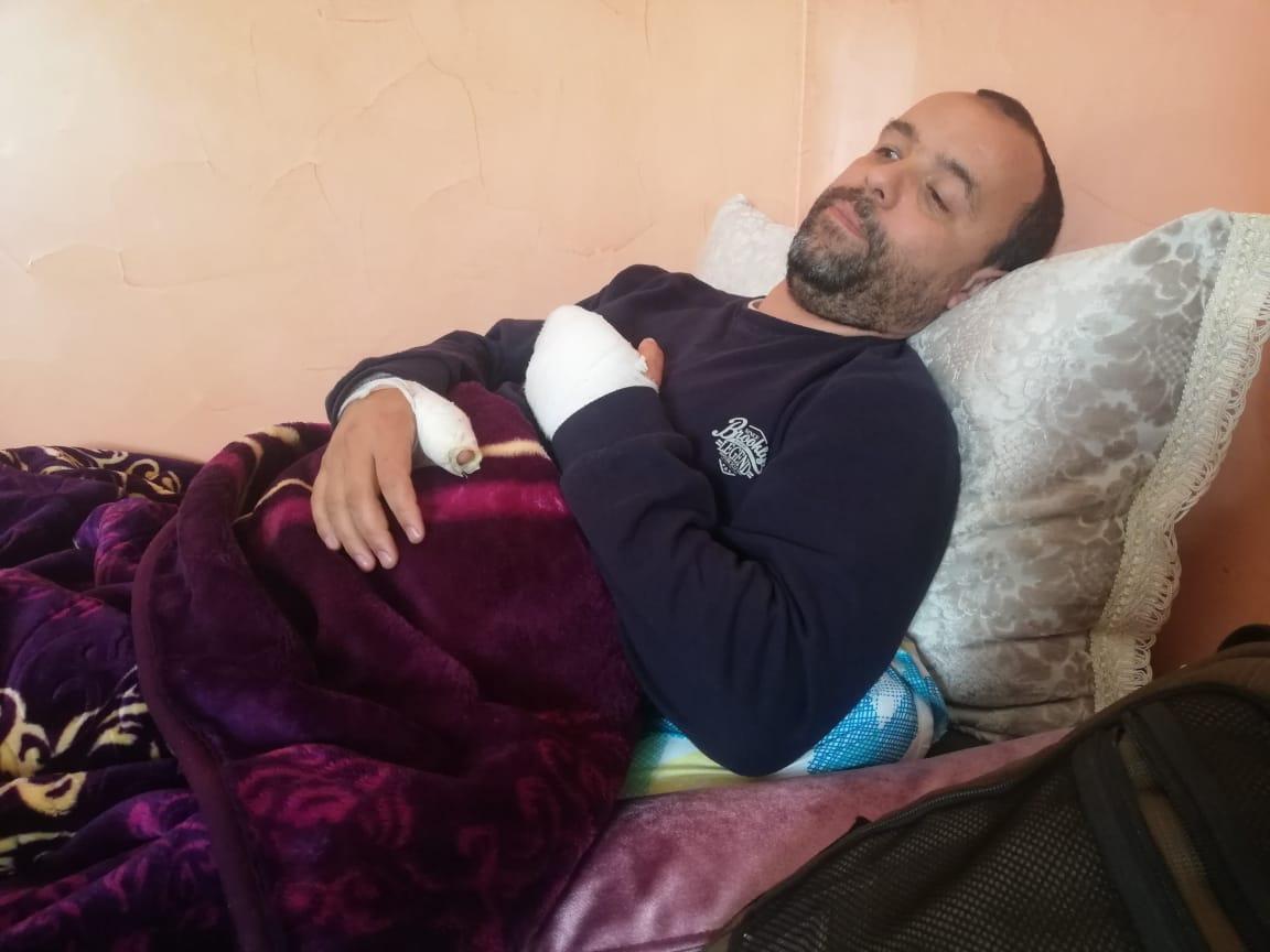غضب الأسرة التعليمية ببني ملال بعد الاعتداء على استاذ