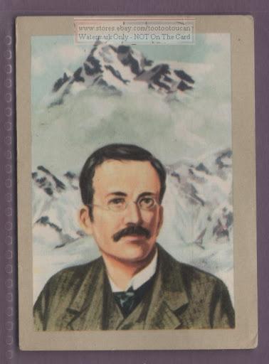 Abert Frederik Mummery