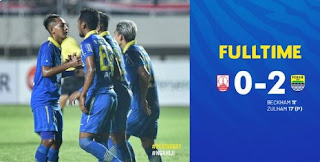 Persis Solo vs Persib Bandung 0-2 Highlights