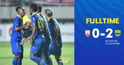 Persis Solo Vs Persib Bandung 0 2 Highlights Bandung Aktual